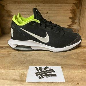 Nike air max wildcard black yellow sneakers shoes